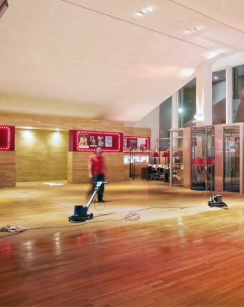 houten vloer onderhoud