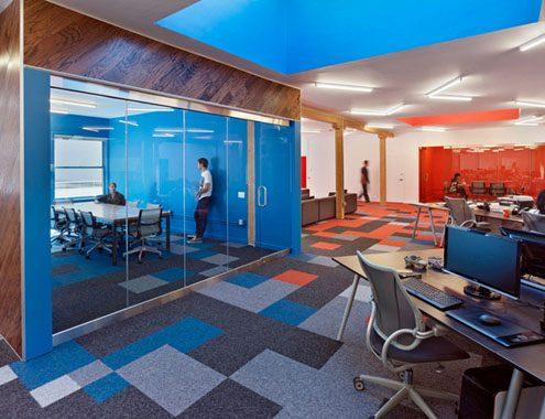 chemdry kuster en de leur tapijtreinigen zakelijk kantoor vloerbedekking